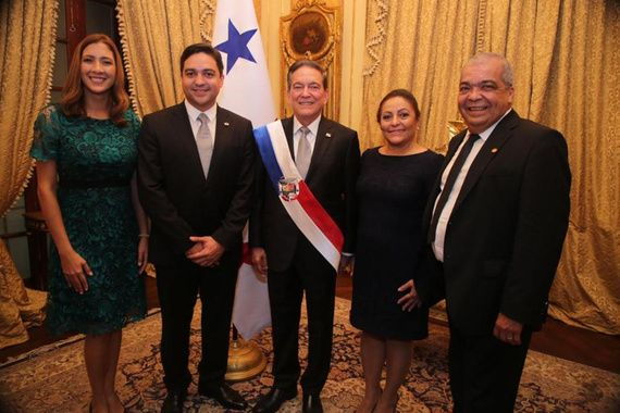 Our Panamanian partner, Mr. Jorge Luis Almengor Caballero, has been appointed Vice Minister of Finance of Panama