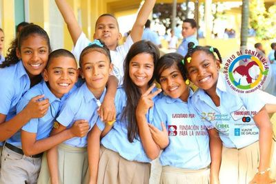 Balms for children foundation - We start a new project in the Dominican Republic!